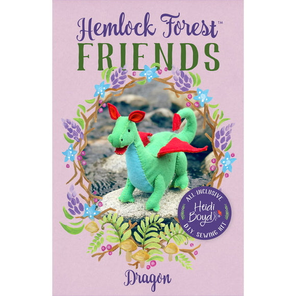 Hemlock Forest Friends: Dragon
