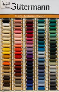 Gutermann Cotton Thread