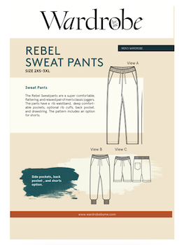 Rebel Sweat Pants
