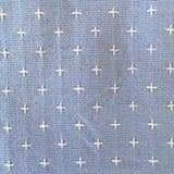 Stitched Woven - Periwinkle $11.49/yd