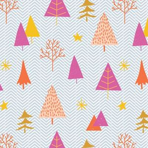 In the Forest - Flannel $9.99/ Yard