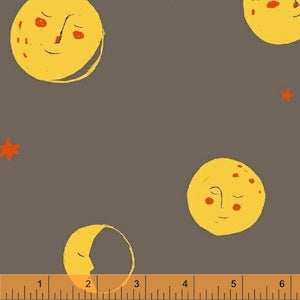 Moons - Smoke $11.75/ Yard