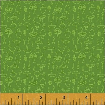 Micology - Veridian $11.80/ Yard