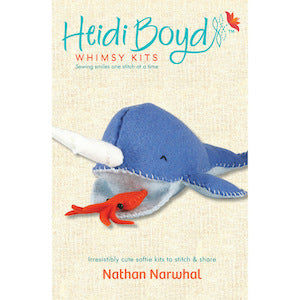 Nathan Narwhal Whimsy Kit