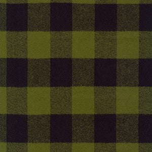 Mammoth Flannel - Olive $10.49/ Yard