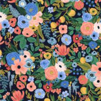 Petite Garden Party - Rayon - $15.25/ Yard