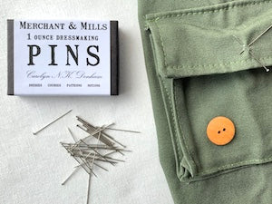 Merchant & Mills - Dress Making Pins