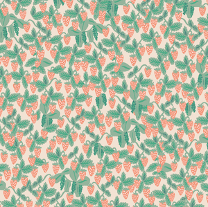 Strawberry Fields - Blush $12.25/ Yard