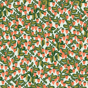 Strawberry Fields - Mint $12.25/ Yard