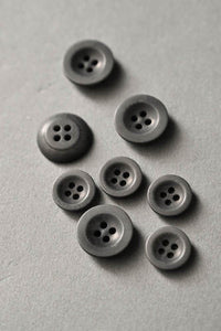 Merchant & Mills Buttons - Corozo Grey