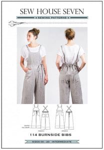 Sew House Seven- Burnside Bibs