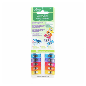 Clover -Rainbow Wonder Clips