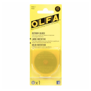 Olfa 45mm Rotary Blade Re-Fill