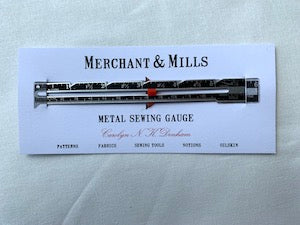 Merchant & Mills - Sewing Gauge
