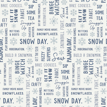 Snowbound - $11.75/ Yard