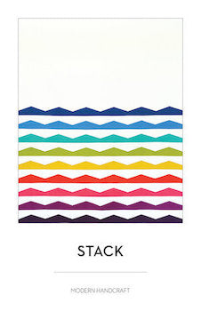 Stack Quilting Pattern