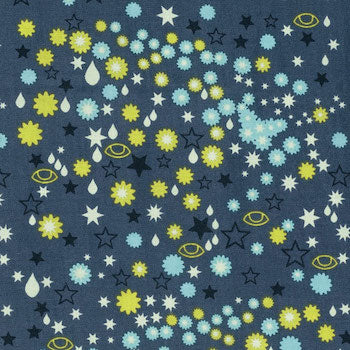 Starry Eyed - Water $11.49/ Yard
