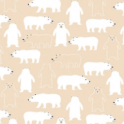 Polar Bears Sand- $11.49/yd