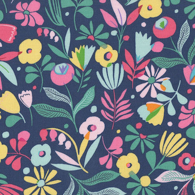 Hawaiian Flowers- Regatta $11.75 / Yard