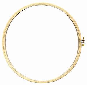 "Wooden Embroidery Hoop - 12"" Pick Up Only"