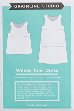 Grainline Studios - Willow Tank Dress