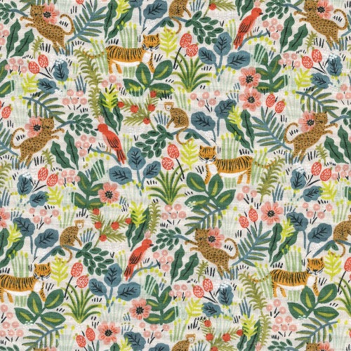 Menagerie - Jungle Natural $11.99/ Yard