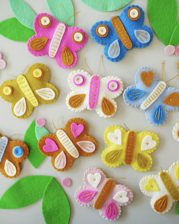 Butterfly Magnets Mini Kit