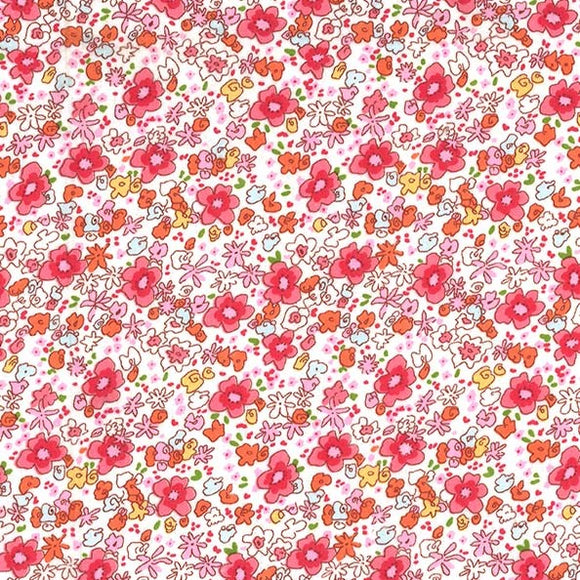 Flannel Meadow Summer $10.99/yd