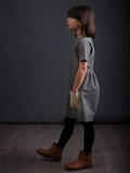 The Avid Seamstress - The Gathered Dress Ages 3-8