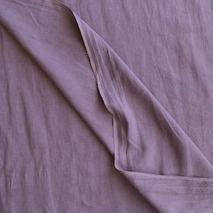 100% Linen Cairo - Grape $28.25/ Yard