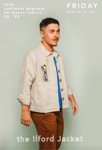 Friday Pattern Co. - The Ilford Jacket