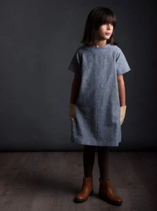 The Avid Seamstress - The Raglan Dress Ages 3-8