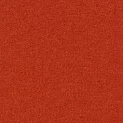 Kona Cotton - Paprika $7.99/ Yard