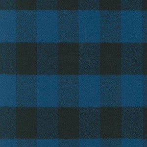 Mammoth Flannel - Blue $10.49/ Yard