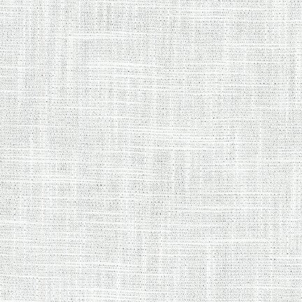 Manchester Metallic - White $9.99/ Yard