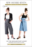 Sew House Seven- The Nehalem Pant and Skirt