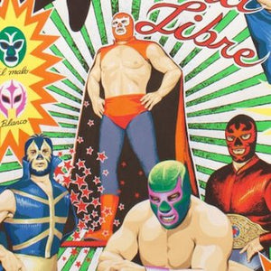 Super Lucha Libre $12.49/ Yard