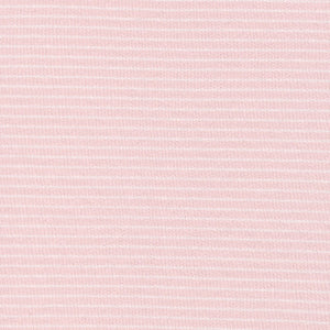 KNIT: Pink Stripe- 17.99/ Yard ORGANIC