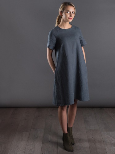 The Avid Seamstress - The Raglan Dress