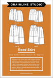 Grainline Studio - Reed Skirt