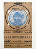 Cozy Blue Embroidery Kits