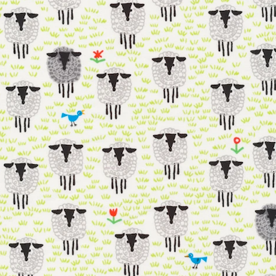 Sheep - 12.50/ Yard ORGANIC