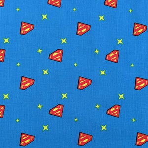 Superman Logo - $12.99/ Yard