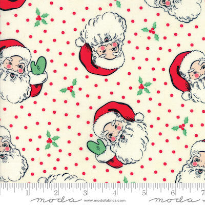 Swell Christmas Cream $11.99/ Yard