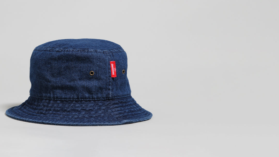 Bucket Hat - Dark Indigo
