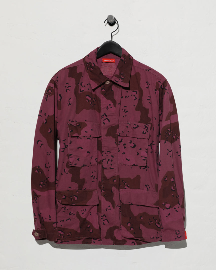 Surplus Camo Jacket