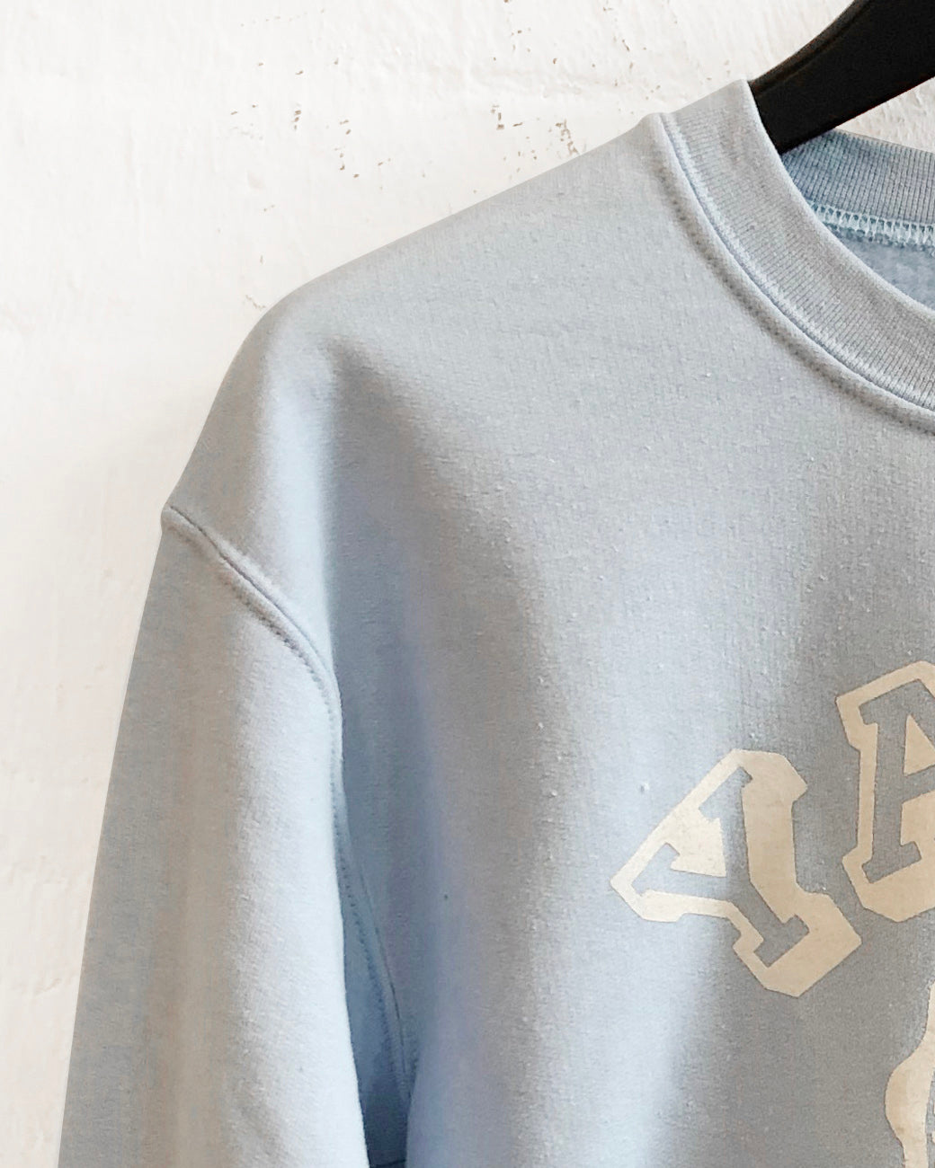 Yale Sweatshirt - Light Blue