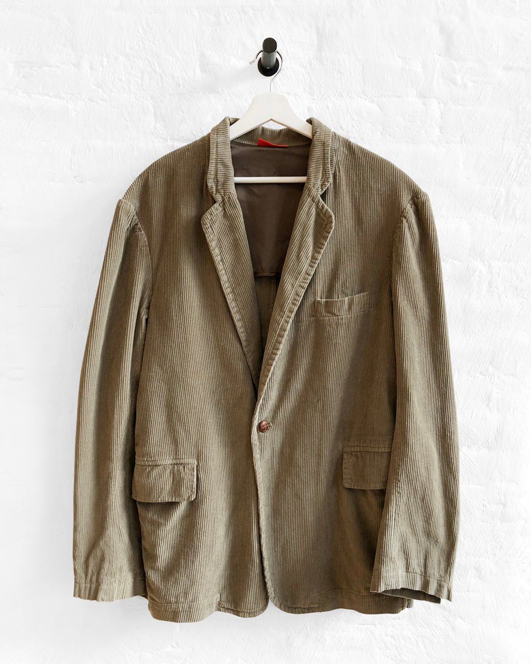 Deconstructed Blazer - Putty