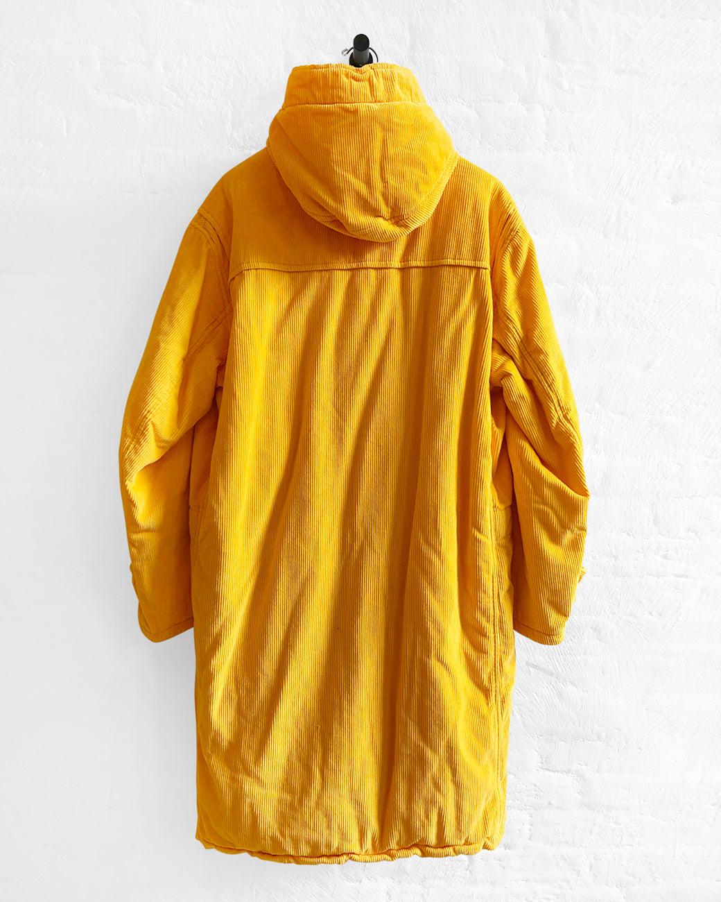 Toggle Coat - Marigold