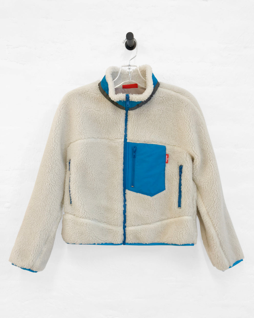 Fleece Jacket - Ecru